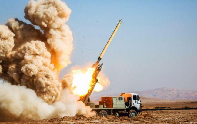 Фото: иранские ракеты (sepahnews.com)