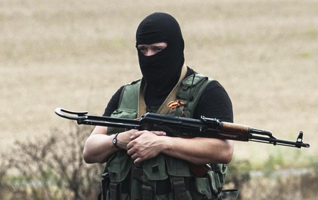 Фото: Пророссийский боевик (flickr.com/osce_smmu)