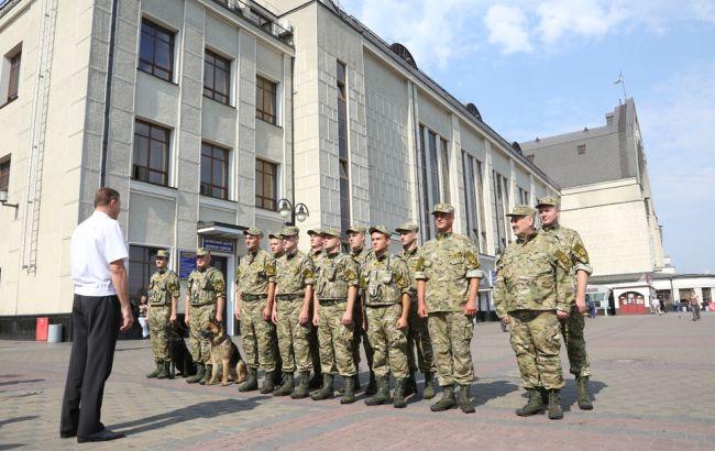 """Фото: """"Укрзализныця"""" открыла филиал """"Железнодорожная охранная компания"""""""