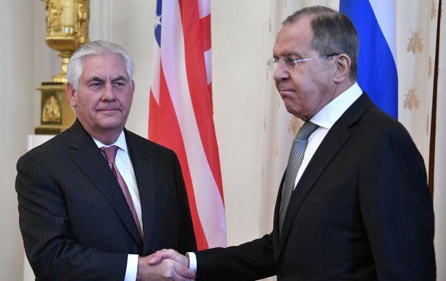 Тіллерсон відхилив ідею Лаврова про спільне розслідування хімічної атаки в Сирії