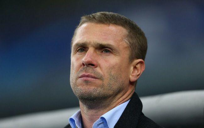УАФ підтвердила призначення Реброва новим тренером збірної України з футболу