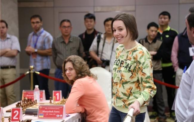 Три українки увійшли в групу лідерів чемпіонату Європи з шахів