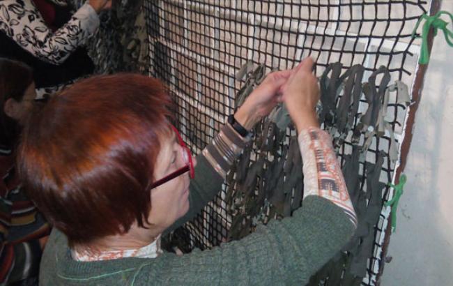 Фото: Один из видов продукции для военных (censor.net)