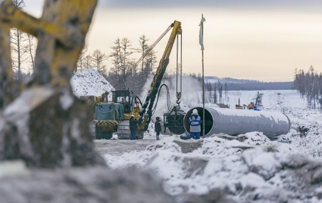 """""""Газпром"""" планирует построить еще один газопровод в Китай"""
