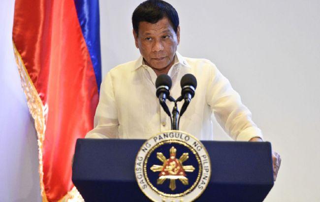 Президент Филиппин пригрозил гражданам лишением свободы за отказ от вакцинации