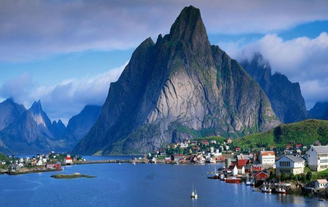 Фото: Норвегия (wallpapercave.com)