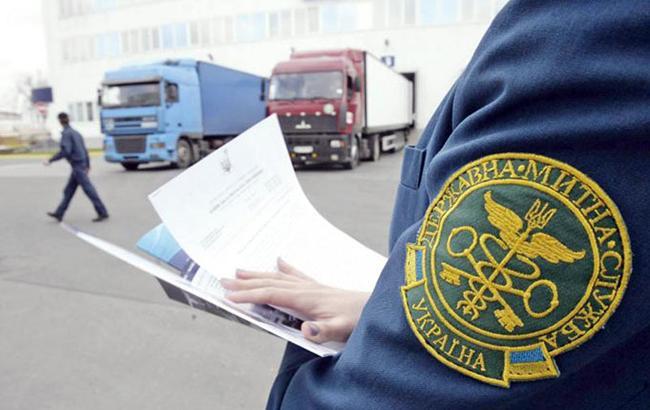 Фото: співробітник митниці ДФС (sfs.gov.ua)
