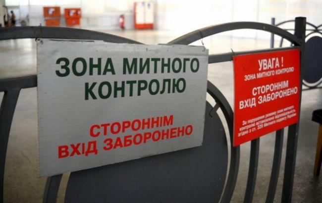 """Фото: на пункті пропуску до Польщі """"Шегині"""" простоює 170 машин"""