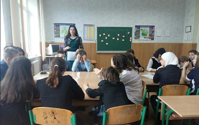 Фото: Школа (school41.kiev.ua)