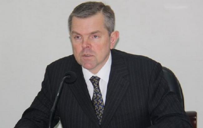 Фото: заступник міністра охорони здоров'я Віктор Шафранський (прес-служба МОЗ)