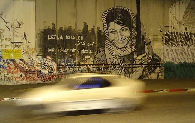 Националисты, исламисты и анонимные художники: что из себя представляют Сектор Газа и Западный берег реки Иордан?