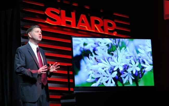 Sharp инвестирует в OLED-технологию полмиллиарда долларов