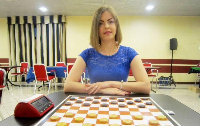Українка Мотричко завоювала срібло на етапі Кубка світу з шашок