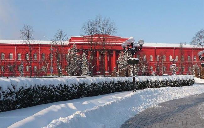 КНУ (фото: facebook.com/Виктор Селезнев)