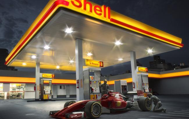 Чистая прибыль Royal Dutch Shell в I полугодии упала в 5 раз