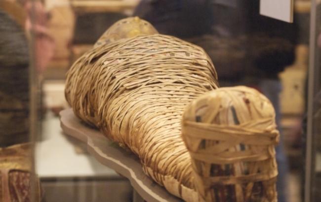 Археологи виявили в Єгипті незвичайну мумію