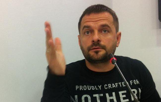 Дмитрий Шерембей: Бюджет НАМН - это сумма, которая обналичивалась через конвертцентры
