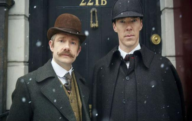 """Шерлок"" (Фото: BBC)"