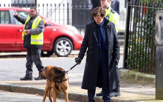 """Фінальний епізод """"Шерлока"""" завчасно оприлюднений в мережі"""