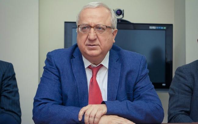 Фото: директор ЕБРР в Украине Шевки Аджунер