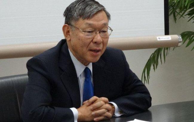 Посол Японии в Украине Шигеки Суми