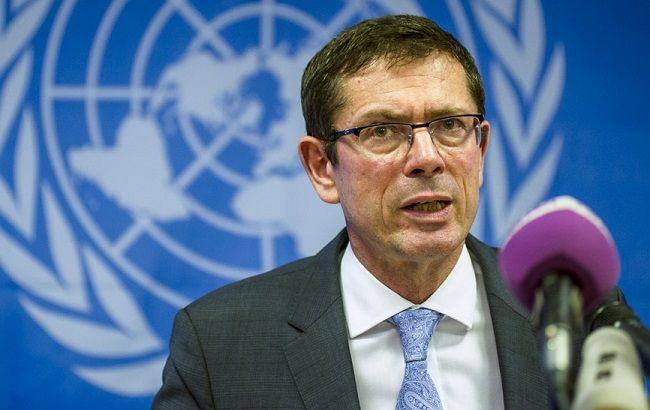 Фото: помощник Генсека ООН по правам человека Иван Шимонович