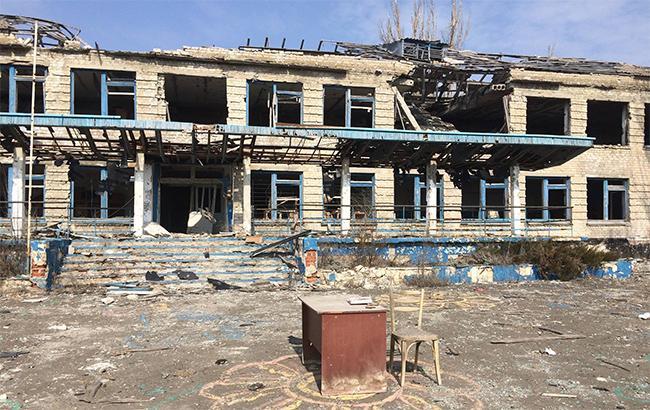 В сети показали уничтоженный поселок-призрак на Донбассе (фото)