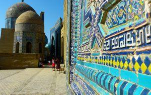 """""""Восточная сказка"""", бутик-отели и атмосфера истории: почему стоит запланировать поездку в Самарканд осенью"""