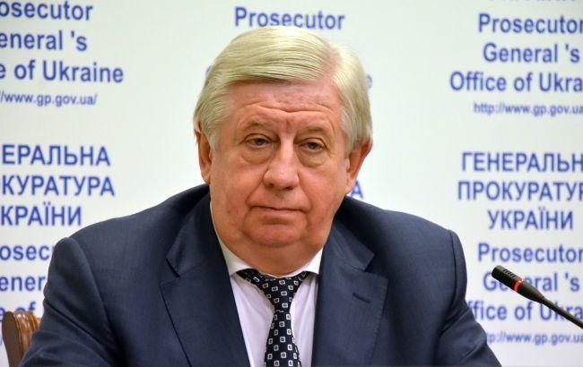 Вибори антикорупційного прокурора: у ЄС незадоволені Шокіним
