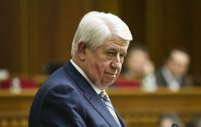 Рада може проголосувати за відставку Шокіна вже завтра