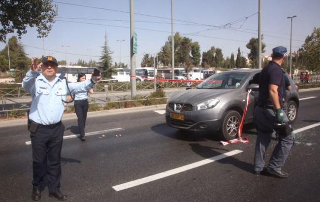 ВИерусалиме обстреляли остановку скоростного трамвая— террорист нейтрализован вперестрелке