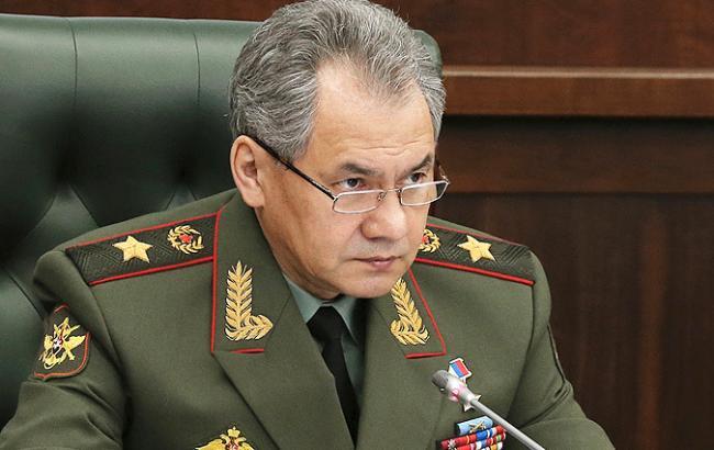 Фото: Сергій Шойгу оголосив перевірку боєздатності ЗС Росії