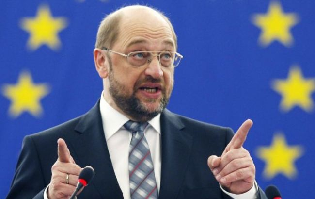 Санкції ЄС проти РФ потрібно продовжити, - Шульц
