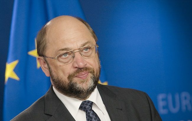 Фото: Шульц будет баллотироваться в Бундестаг