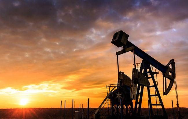 Фото: цена нефти опустилась