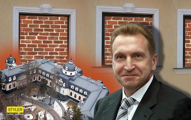 Чтобы не смотрели: под Москвой из-за дворца зама Медведева в домах замуровали окна (видео)
