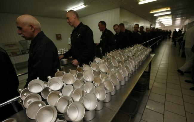 Фото: Российская тюрьма (pixanews.com)
