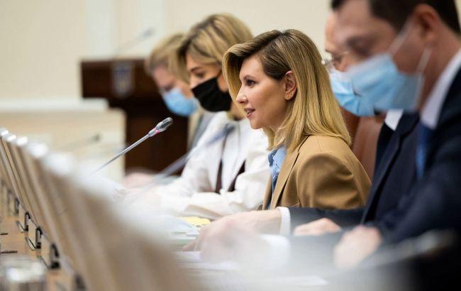 Зеленская предложила создать Совет безбарьерности