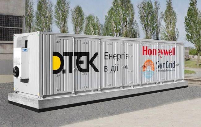 ДТЕК відкриває в Україні новий ринок систем накопичення енергії, - Ахметов