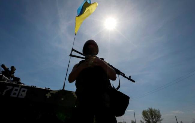 В зоні АТО за добу загинув 1 український військовий, ще 1 поранений, - штаб