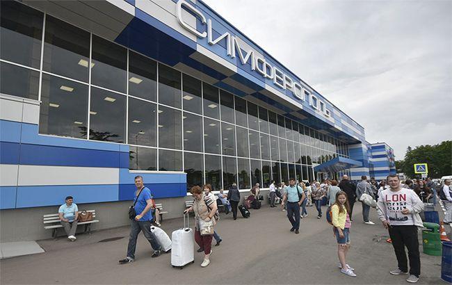 Российские авиакомпании снижают количество рейсов в оккупированный Крым