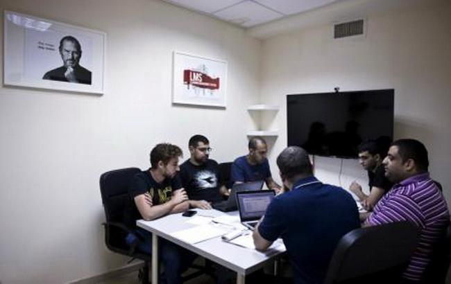 Фото: израильский офис SimilarWeb (Reuters)