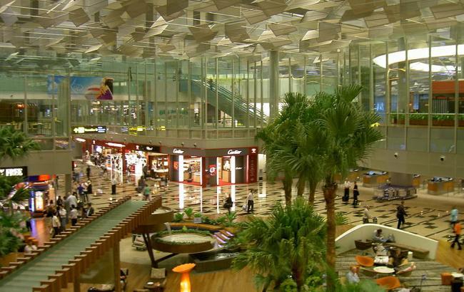 """Фото: Аеропорт Чангі """" в Сінгапурі (airspot.ru)"""