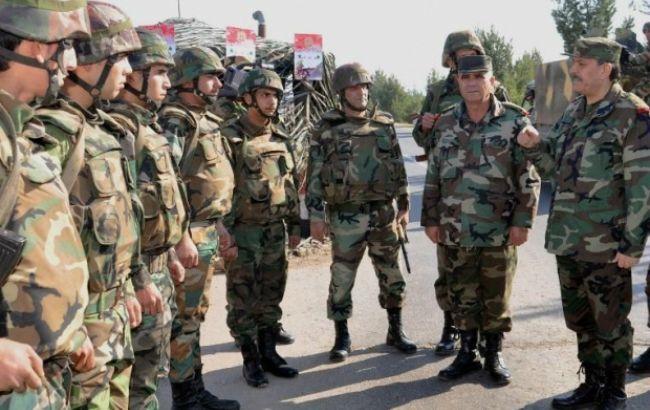 Сирійська армія веде наступ в зонах деескалації конфлікту, - Reuters