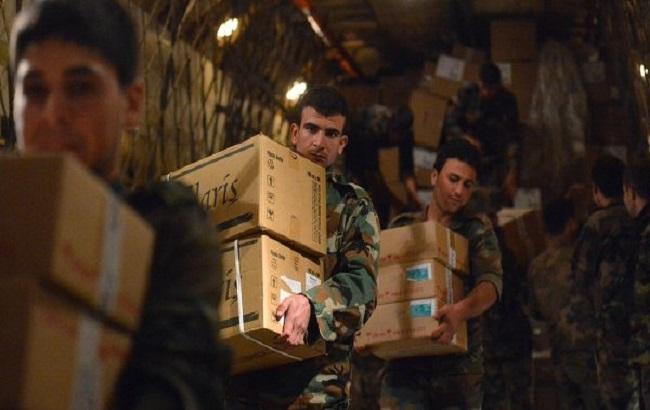 Фото: в ООН труднощі з відправленням гуманітарної допомоги в Сирію