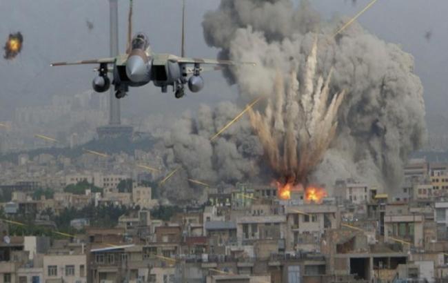 У Сирії в результаті авіаударів загинули більше 34 мирних жителя