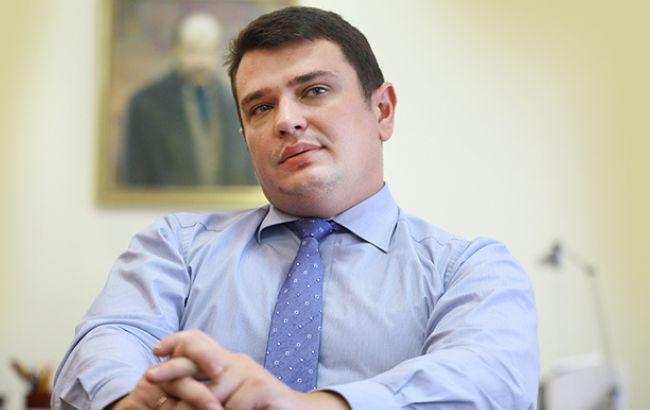 """Фото: Сытник прокомментировал проверку по """"квартирному вопросу"""" Лещенко"""