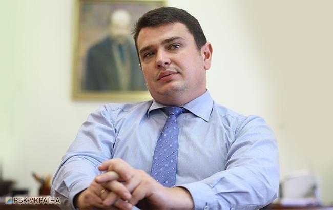 Фото: глава НАБУ Артем Сытник (РБК-Украина)