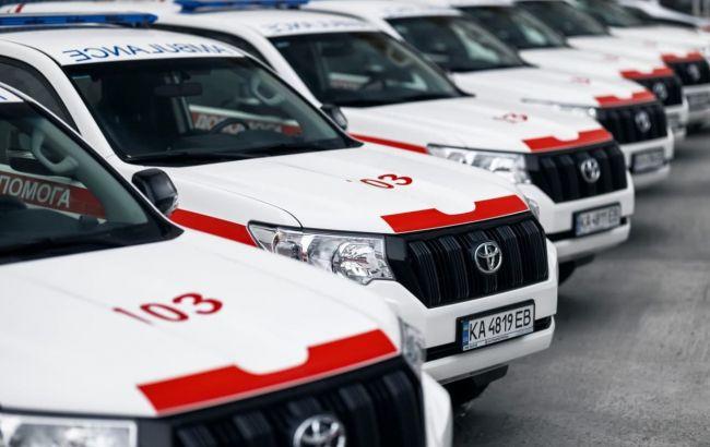 В Украине Toyota Land Cruiser Prado превратили в необычный спецавтомобиль