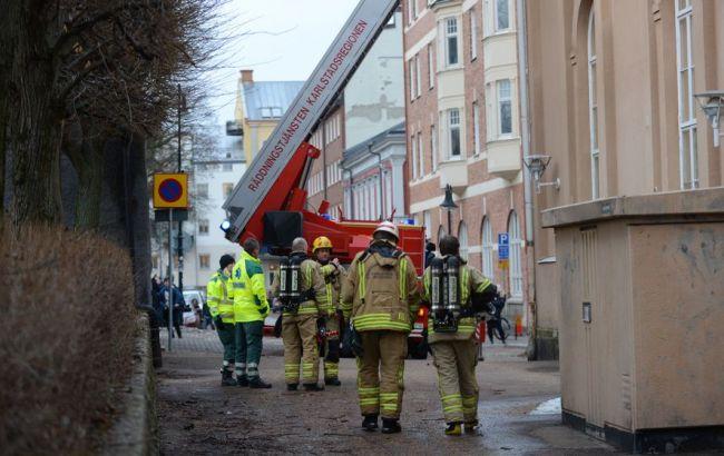 В одній зі шкіл Швеції прогримів вибух
